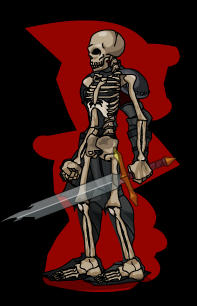 Undead Skeletal Knight